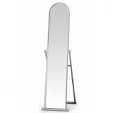 Зеркало примерочное напольное 39Wx49.5Dx142H, рама – серебро