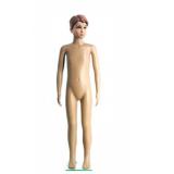 Манекен детский (мальчик), Рост 125см, Бюст 59см, Талия 52см, Бедра 63см